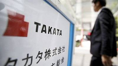 Airbag Takata, le autorità Usa annunciano nuovi richiami
