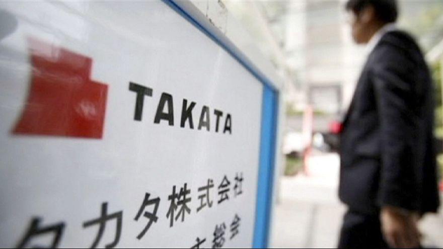 США: возможны новые отзывы автомобилей из-за подушек безопасности Takata