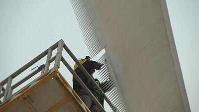 Projeto europeu desenvolve formas de reduzir o ruído das turbinas eólicas