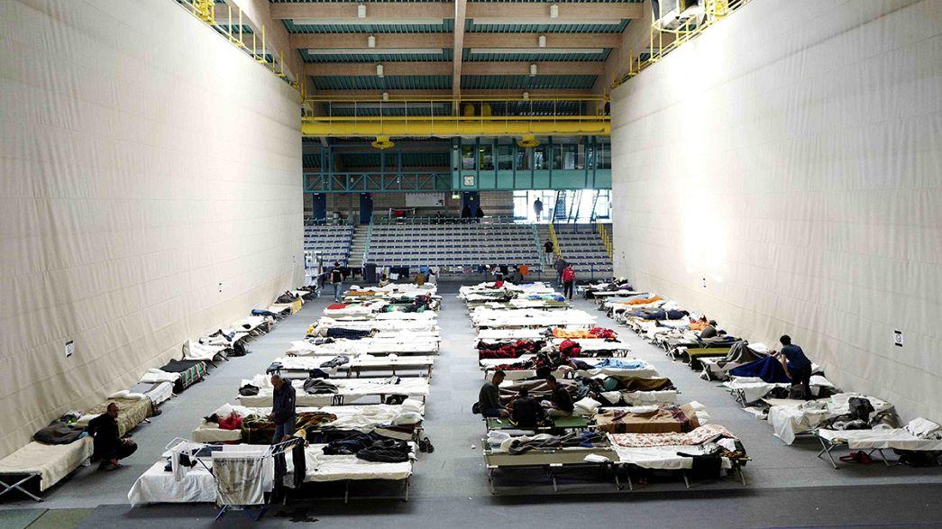 Alemanha endurece regras de asilo