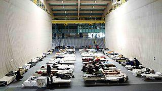 Flüchtlingsandrang in Deutschland: Kabinett reagiert mit Asyl-Gesetzpaket