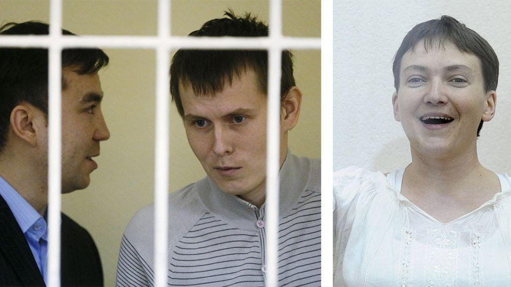 Ucraina-Russia: processo a Kiev contro due presunti soldati russi