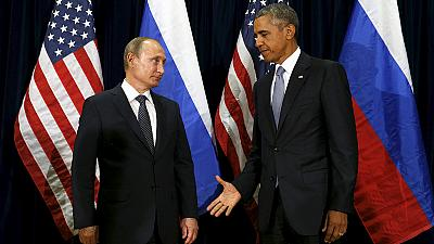 Obama e Putin: strette di mano e braccio di ferro sulla Siria