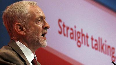 UK: Corbyn calls for 'a kinder politics' in first party conference speech as Labour leader