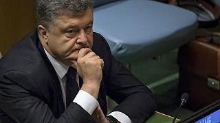 Asamblea General de la ONU: Poroshenko califica de hipócrita el llamamiento de Putin a luchar contra el terrorismo
