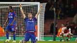BL - Fordított a Barca, oktatott a Bayern, megint kikapott az Arsenal