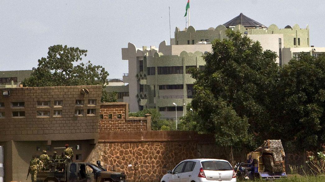 Burkina Faso: Kämpfe bei Entwaffnung der Präsidentengarde