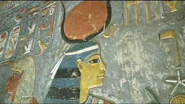 Нефертити ищут в гробнице Тутанхамона
