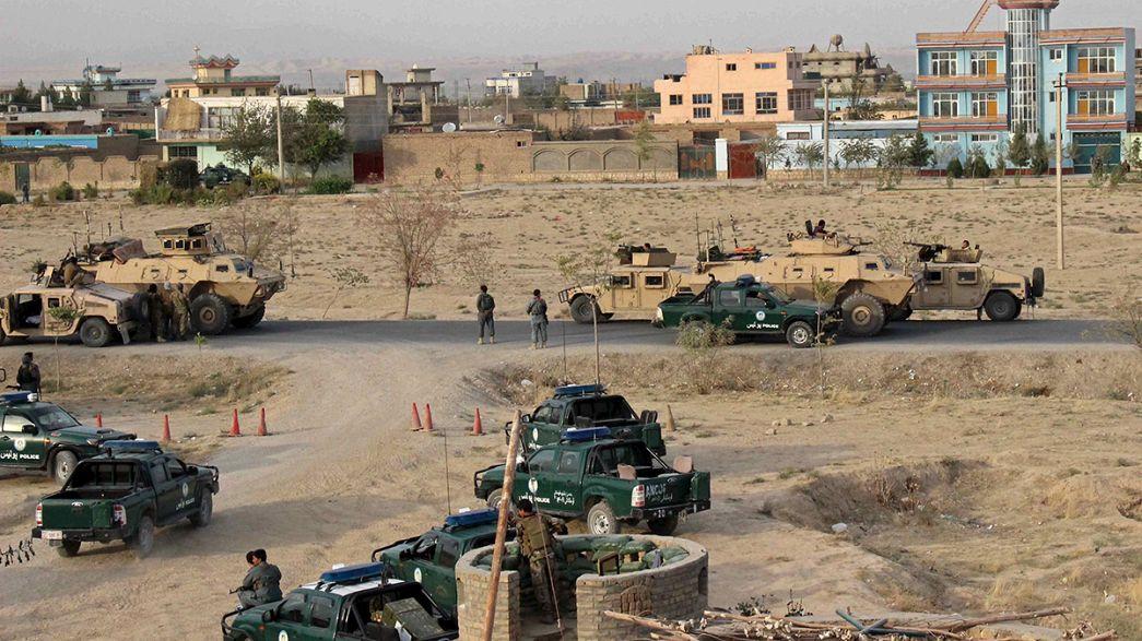 Kunduz kentindeki çatışmalar havaalanında yoğunlaştı