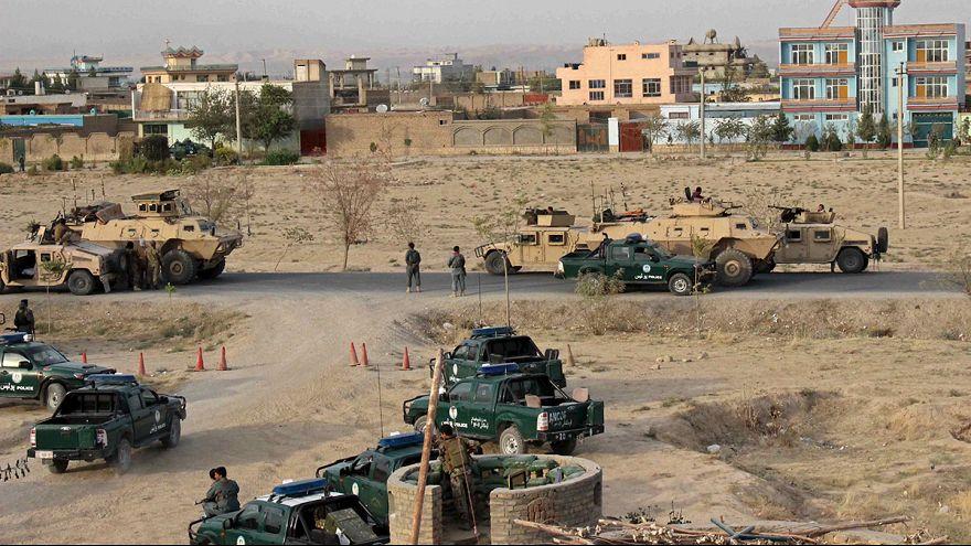 Az afgán hadsereg vissza akarja venni Kunduzt a táliboktól