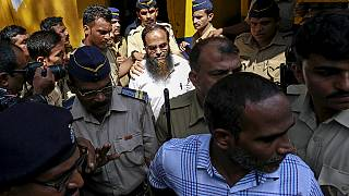 Mumbai court condemns five to death for deadly train bombings