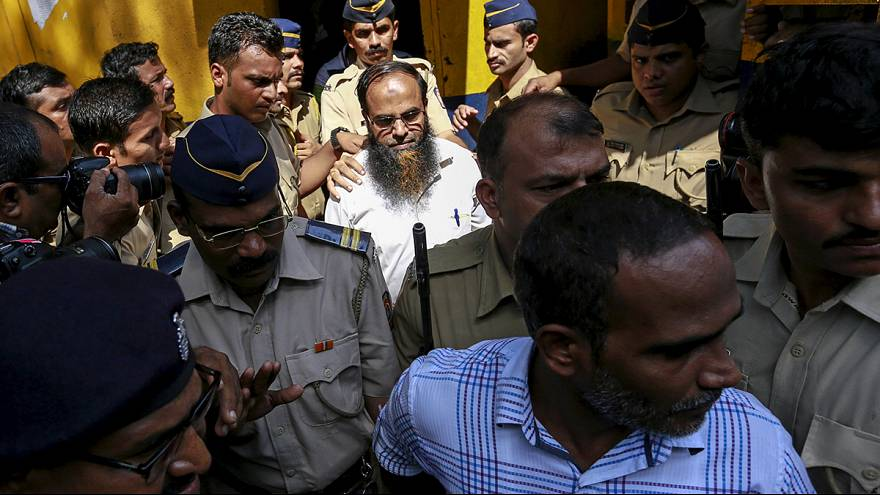Индия. Смертная казнь для 5 организаторов теракта в Мумбаи в 2006 г.