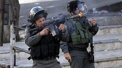 Unruhen in Jerusalem: Festnahmen auf dem Tempelberg