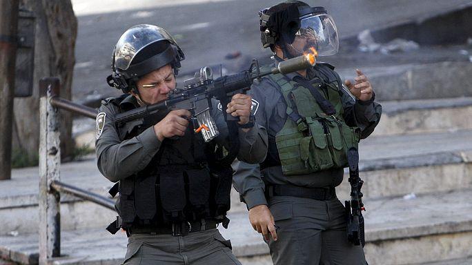 Ближний Восток. Аресты и новые столкновения в Иерусалиме
