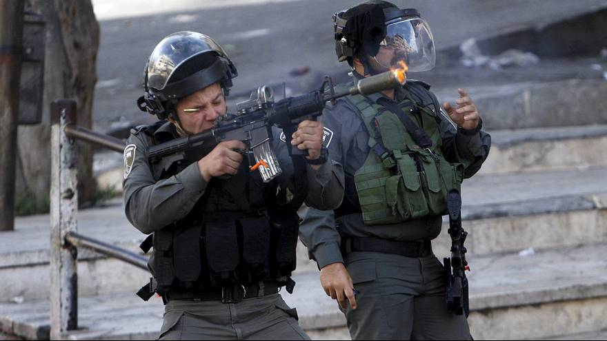 Israeli security forces arrest scores in Al Aqsa Mosque protests