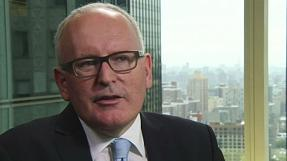 Timmermans: refugee crisis has only just begun