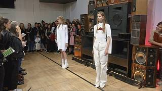 A Finnish start for Paris Fashion Week