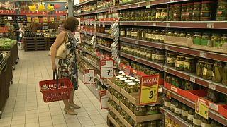 Deflação regressa à zona euro