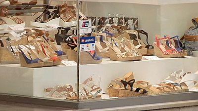 Griechenland: Wenn Einkaufstüten mager bleiben