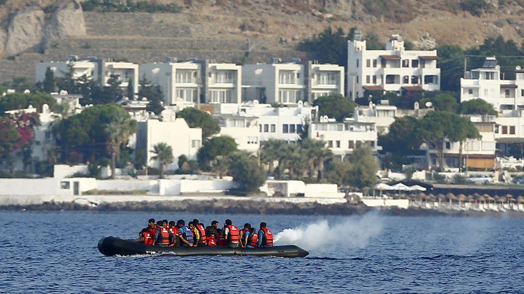 ¿Están haciendo los países del Golfo lo suficiente para ayudar a los refugiados sirios?