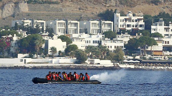 Estão os países ricos do Golfo Pérsico a ajudar os refugiados sírios?