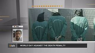 Surge in executions in death penalty countries