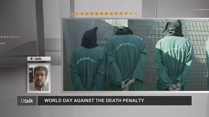 Journée mondiale contre la peine de mort le 10 octobre