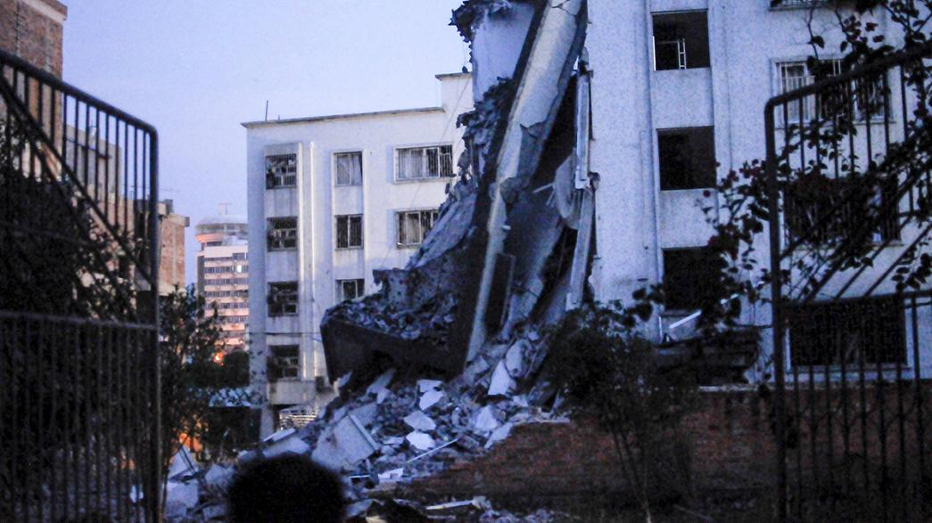 Guangxi region of China hit by a series of fatal parcel bombs
