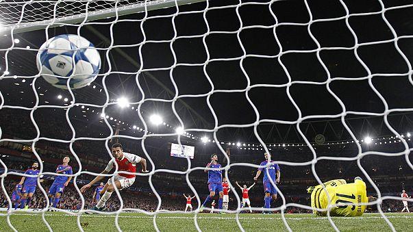 Şampiyonlar Ligi: İngiliz kulüpleri zafere hasret