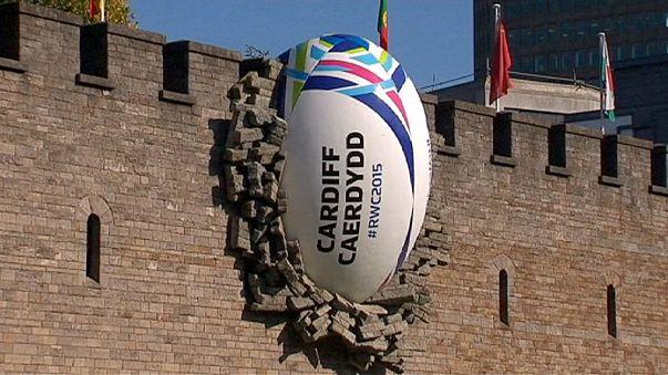كأس العالم للرغبي: فريق الويلز يستعد لمواجهة الفيجي الخميس