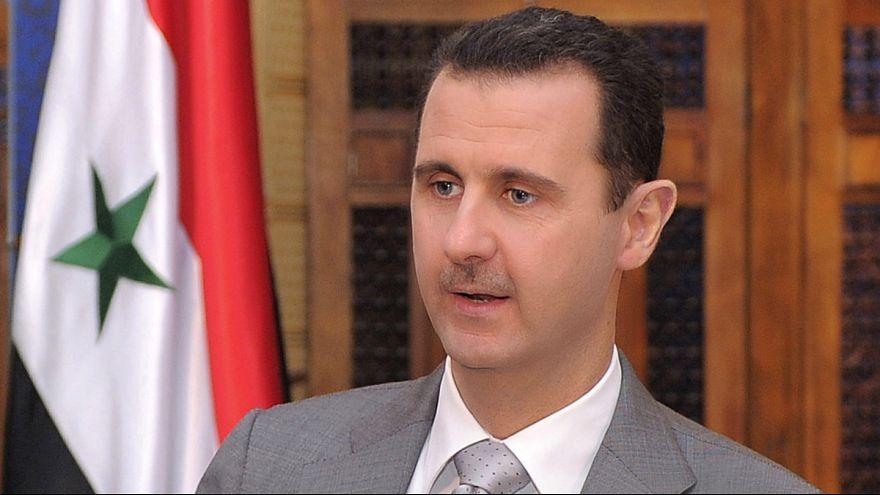 França abre inquérito a Bashar al-Assad por crimes contra a humanidade na Síria