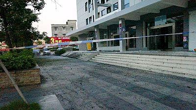 China blasts kill seven in Guangxi