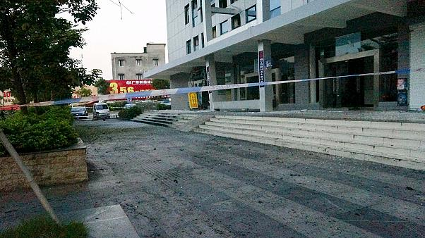 دهها کشته و زخمی بر اثر انفجار هفده بسته پستی در چین