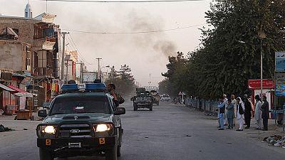 El Ejército afgano recupera el control de Kunduz