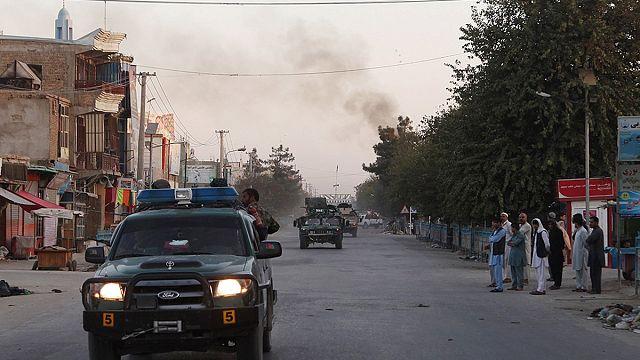 Afgan ordusu Kunduz'u geri aldı