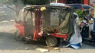 China: Nova explosão sacode Liucheng