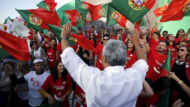 Voter apathy grips Portugal ahead of Sunday's general election