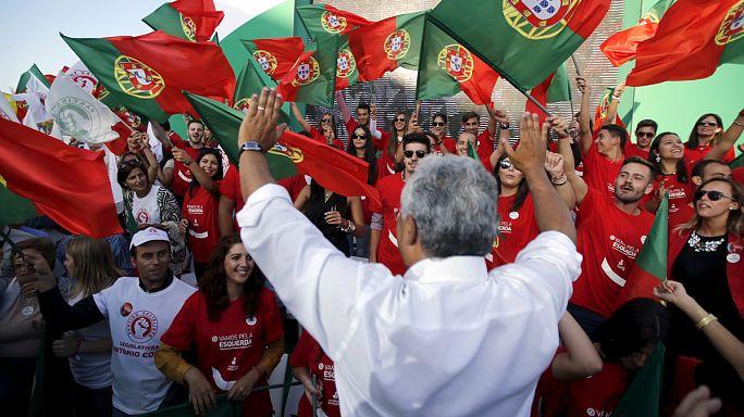 Portekizde heyecansız seçim