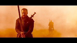 Fassbender wows Edinburgh crowd for Macbeth premiere