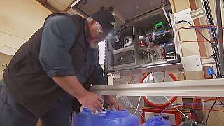 Ηλεκτρολυμένο νερό: Το νέο όπλο εναντίον μυκήτων στις καλλιέργειες