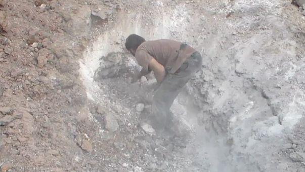 EUA acusam Rússia de atingir rebeldes sírios treinados pela CIA