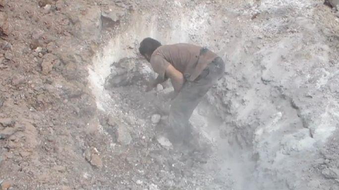 Rusya CIA'in eğittiği Suriyeli muhalifleri vurdu