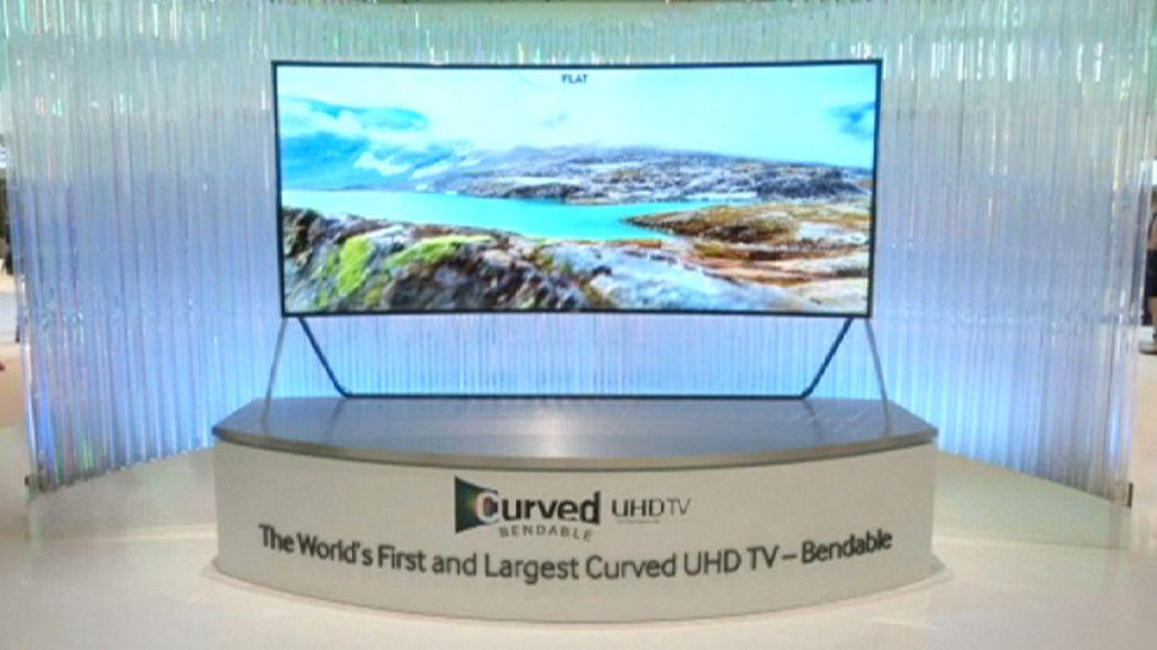 Sospechas sobre un consumo mayor al declarado en los tests en los televisores Samsung