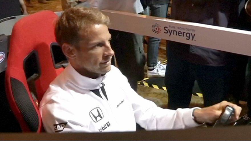 McLaren-Honda bestätigt Button als Fahrer für 2016