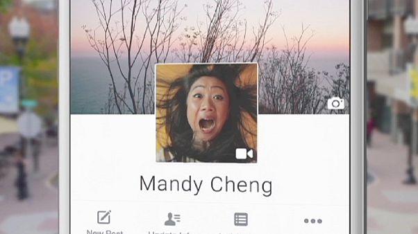 """Facebook'tan """"profil videosu"""" geliyor"""
