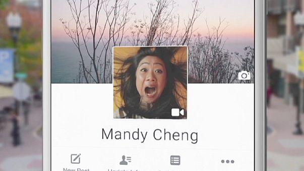 Újítás a Facebookon: videó a profilkép helyett