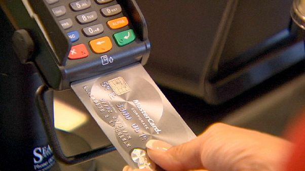 Chipes bankkártyák az Egyesült Államokban