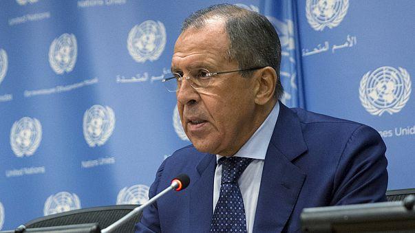 """Bakan Lavrov: """"ÖSO terörist değil"""""""