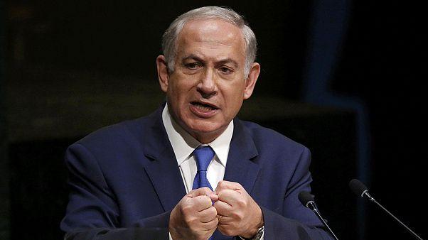 """Νετανιάχου: """"Κλάδο ελαίας"""" προς το Παλαιστίνιους - """"Βέλη"""" προς το Ιράν"""