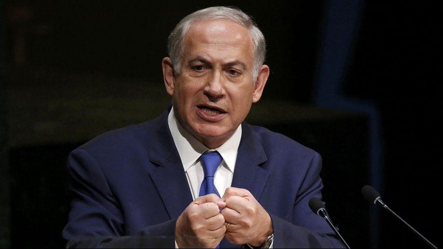 Netanyahu admite negociar paz com Palestina sem pré-condições